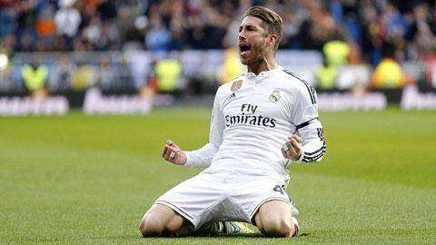 Real từ chối lời đề nghị 35 triệu bảng cho Ramos