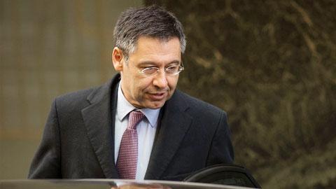 Chủ tịch CLB Barcelona có thể sẽ phải ngồi tù