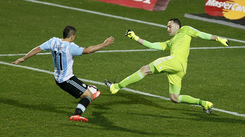 ĐT Argentina: Đá thế này khó giành ngôi vương