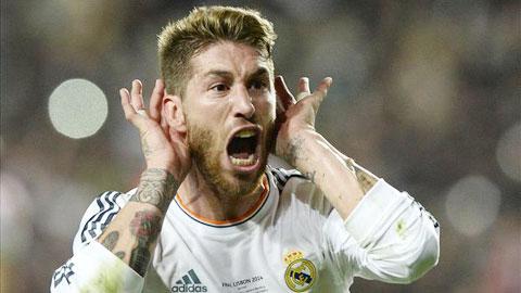 Ramos lợi dụng M.U để vòi hợp đồng mới