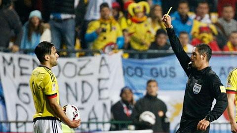 Falcao và kỳ Copa America thảm họa