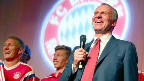 Bayern đang lo lắng về sự thay đổi của Bundesliga?