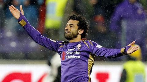 Fiorentina quyết giữ Salah bằng hợp đồng 'điên rồ'