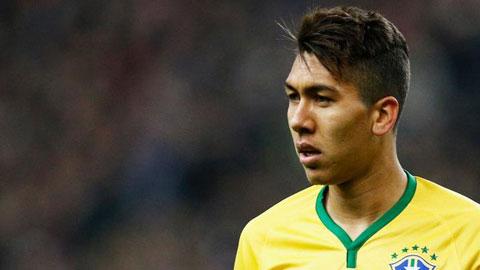 Firmino gây thất vọng cùng ĐT Brazil: 29 triệu bảng có quá hớ?