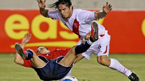 Chile vs Peru: Khi gia vị chính là thù hận
