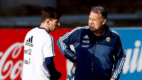 Tata Martino & Lionel Messi: Khi M&M không ngọt như vị chocolate