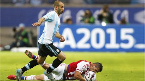 06h30 ngày 1/7, Argentina vs Paraguay: Sửa sai để vào chung kết