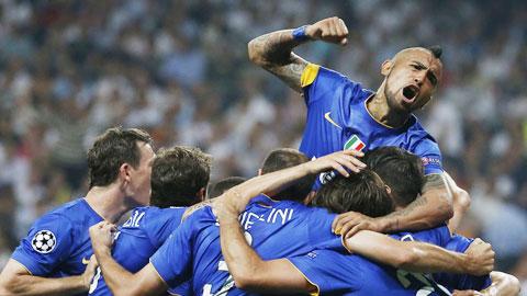 Có Vidal, Arsenal sẽ như hổ thêm cánh