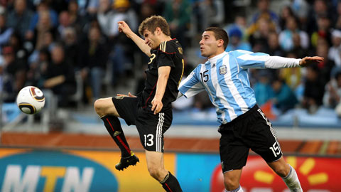 ĐT Argentina: Hãy cẩn thận với 'bóng chết'