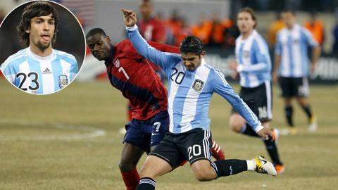 Hàng tiền vệ ĐT Argentina: Chọn Banega hay Pastore?