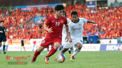 VCK U23 châu Á 2016: U23 Việt Nam lại có nguy cơ vào bảng tử thần