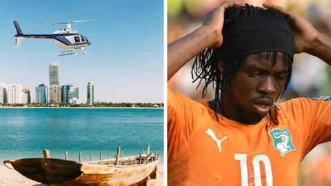 Đòi hỏi trực thăng và bãi tắm cá nhân, Gervinho bị đội bóng UAE từ chối ký hợp đồng