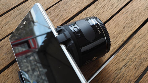 Olympus Air – camera thông minh gắn ngoài dành cho smartphone có giá 6 triệu đồng