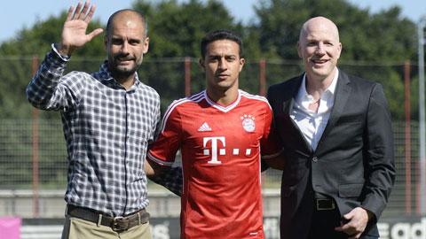 'Thay máu' tại Bayern: Khi Pep là... rào cản