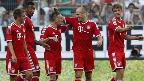 Bayern và hiểm họa từ... tuổi già