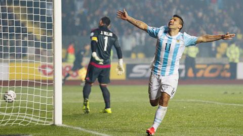 ĐT Argentina: Ai cũng là... Messi