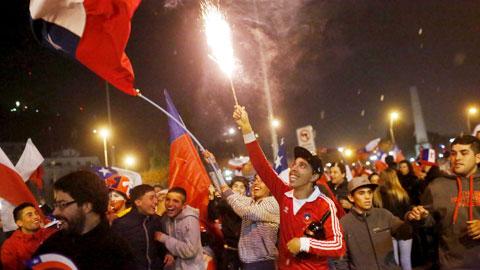 Chile vs Argentina: Quá khứ tiếp lửa cho chung kết Copa America