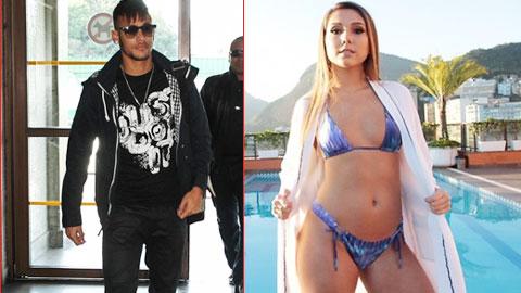 Neymar lại có tình yêu mới