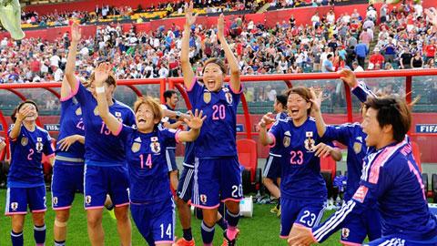 World Cup nữ 2015: Hạ Anh 2-1, Nhật tái ngộ Mỹ ở chung kết