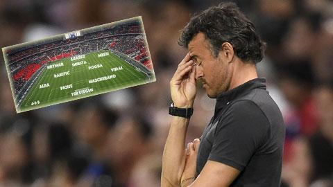 Dream Team của Barca sau khi hết án cấm chuyển nhượng