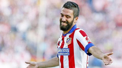 Turan bất ngờ chọn bến đỗ tiếp theo là Barca