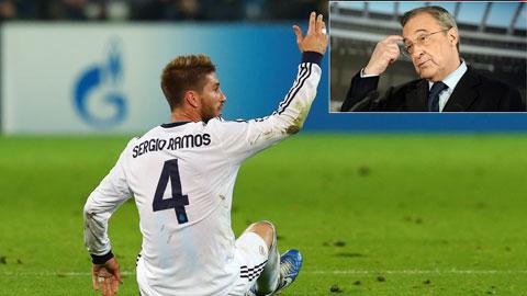 Real nên bán gấp Ramos