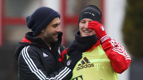Guardiola cho Schweinsteiger tự quyết định tương lai