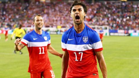 05h30 ngày 4/7, Mỹ vs Guatemala: Thắng mừng quốc khánh