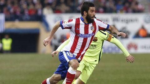 Arda Turan đồng ý đến Barca: Nấc thang cao nhất