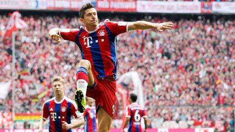 Lewandowski và hiệu ứng 'mùa giải thứ 2' ở Bayern