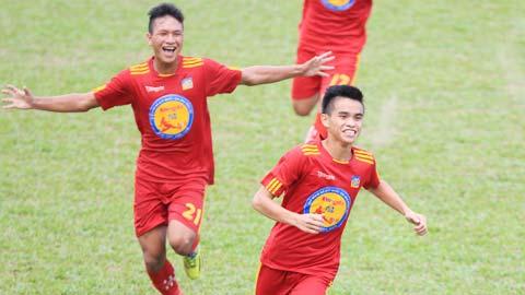 """15h00 ngày 4/7, U17 TP.HCM vs U17 Quảng Ngãi: """"Khách"""" thắng và đi tiếp"""