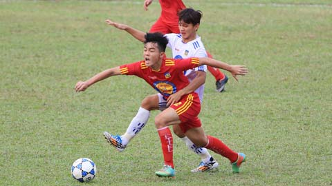 15h00 ngày 4/7, U17 Viettel vs U17 Đồng Tháp: Trận cầu quyết định