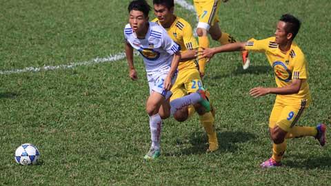 Đánh bại U17 Đồng Tháp, U17 Viettel vào bán kết với vị trí nhất bảng
