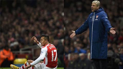 Arsenal: Vô địch hoặc nghỉ đi, Wenger