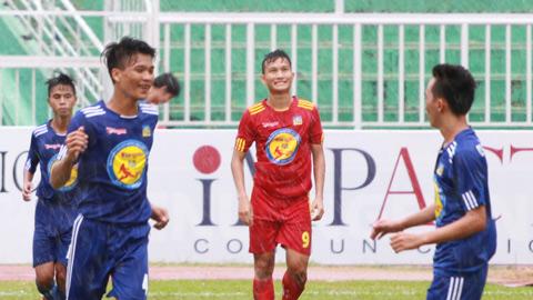 Thắng 1-0 U17 TP.HCM, U17 Quảng Ngãi ghi danh vào bán kết