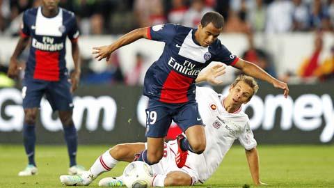 Ligue 1 lạnh nhạt với cầu thủ Brazil