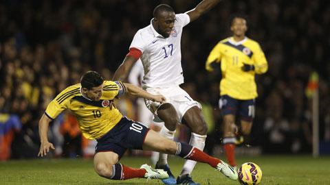 """08h30 ngày 8/7, Mỹ vs Honduras: """"Chú Sam"""" ra oai"""