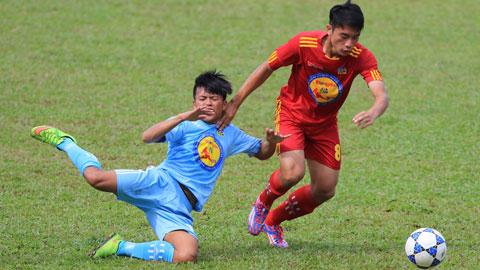 16h30 ngày 7/7, U17 PVF vs U17 Quảng Ngãi: Khó có bất ngờ
