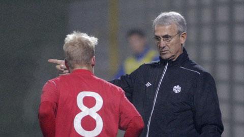 """09h30 ngày 9/7, Canada vs El Salvador: """"Đám trẻ"""" của Benito Floro đã lớn"""