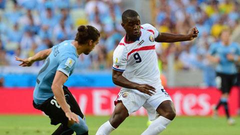 07h00 ngày 9/7, Costa Rica vs Jamaica: Thắng Jamaica không dễ!
