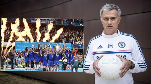 Mourinho gia hạn thêm 4 năm nữa với Chelsea: Xây dựng 'đế chế Xanh'
