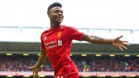 Sterling, sao U21 đắt giá nhất châu Âu