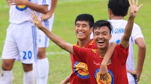 U17 QG báo Bóng đá: Hấp dẫn cuộc đua các danh hiệu cá nhân