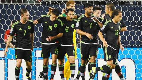 Bảng C Gold Cup: Hạ Cuba với tỉ số tennis, Mexico tạm chiếm ngôi đầu
