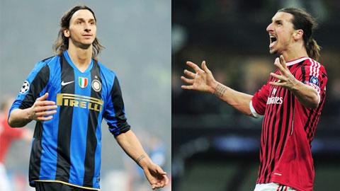Lại derby Milan vì Ibrahimovic