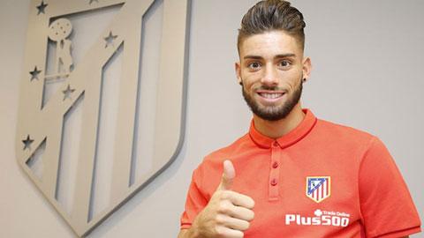 Chiêu mộ xong Carrasco, Atletico đã có người thay Arda Turan