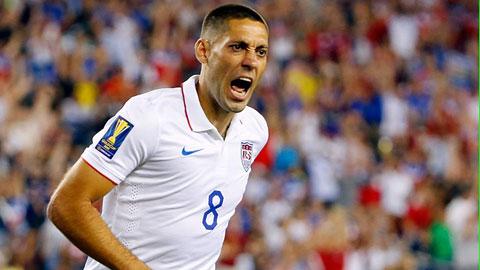 Gold Cup bảng A: Dempsey ghi bàn duy nhất đưa Mỹ vào tứ kết