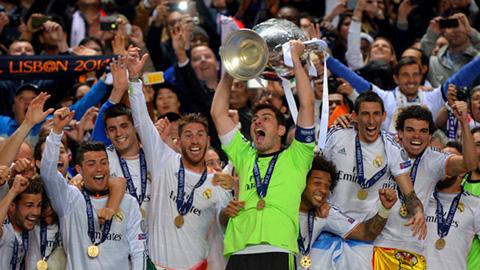 Những khoảnh khắc đẹp nhất của Casillas tại Real