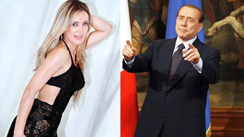 Gái gọi định làm phim về Berlusconi