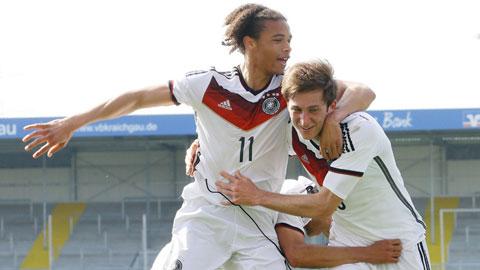01h00 ngày 14/7, U19 Đức vs U19 Nga: Đức sẽ có vé vào bán kết